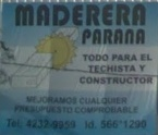 Madedera Paraná