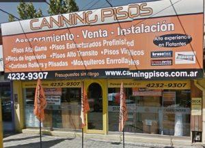 Canning Pisos
