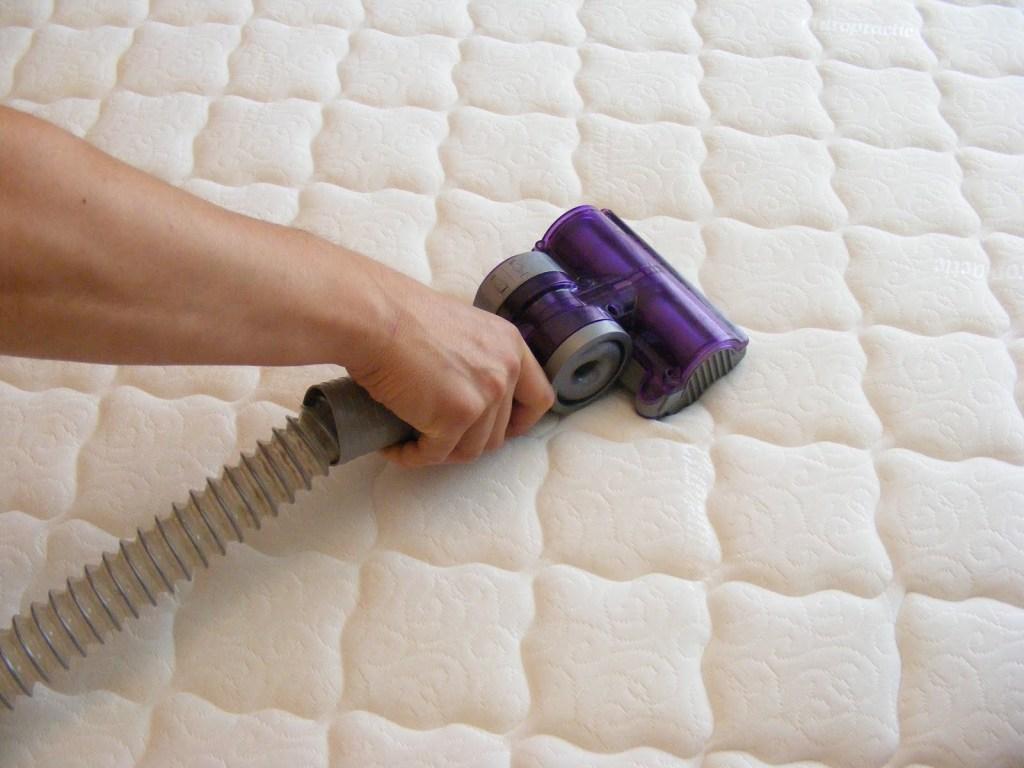 La importancia de mantener limpio tu colchón
